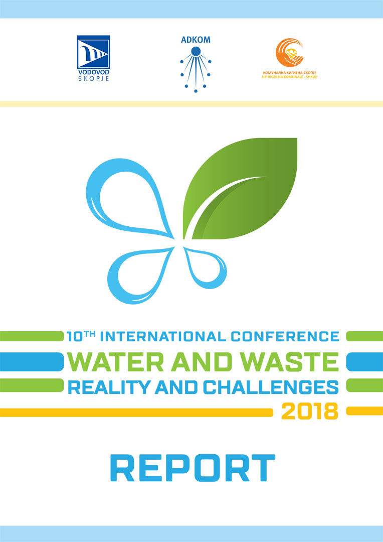 10th International Conference on Water and Waste