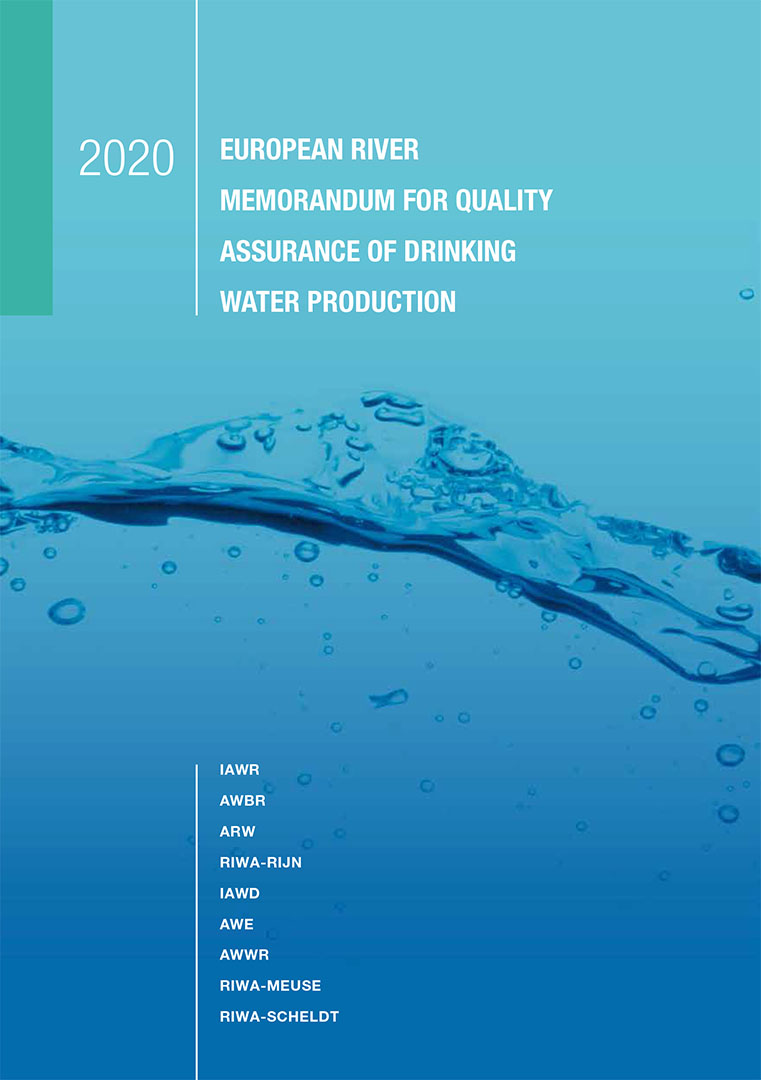European River Memorandum for Quality Assurance of Drinking Water Production