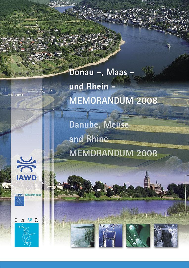 Danube, Meuse and Rhine Memorandum 2008
