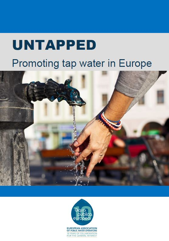 Untapped: Promoting tap water in Europe