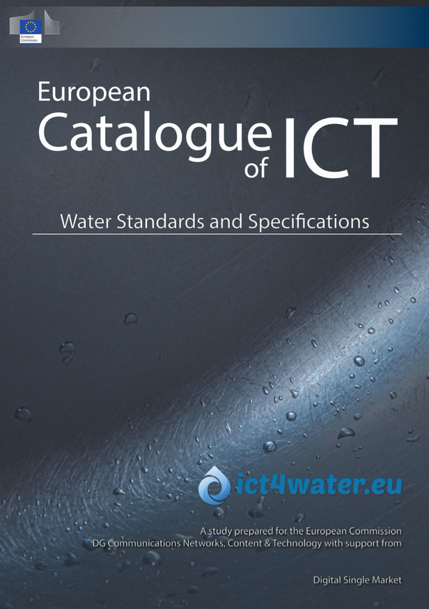 European catalogue of ICT water standards and specifications