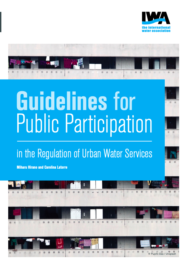 Guidelines for Public Participation in the Regulation of Urban Water Services