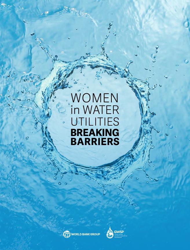 Women in Water Utilities : Breaking Barriers