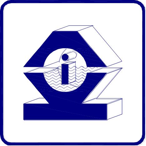 Logo i water