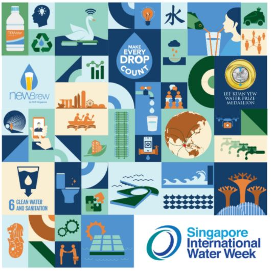 Singapore International Water Week Online - Join for Free