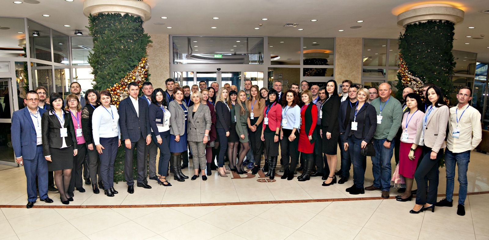 International Seminar of the V Cycle of Utility Benchmarking Program in Ukraine