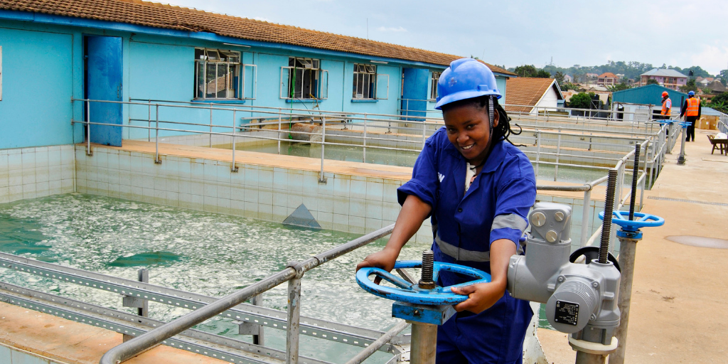 Diversity in the Water Workforce : Ensuring Gender Equality and Inclusion