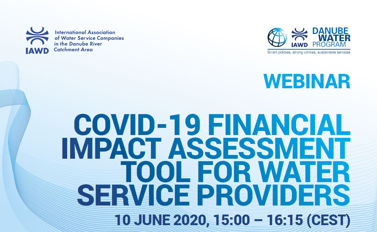 COVID-19 Financial Impact Assessment Tool for water service providers
