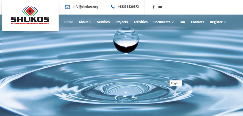 The Brand New SHUKOS Website