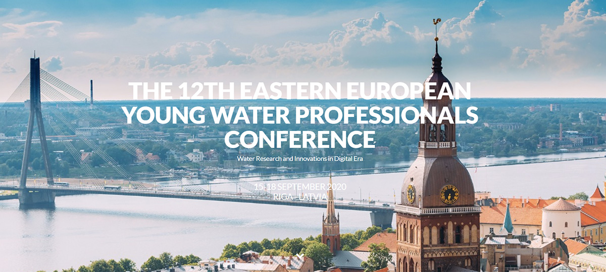 12th Eastern European Young Water Professionals Conference - Call for Papers is open